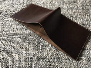 horse leather wallet