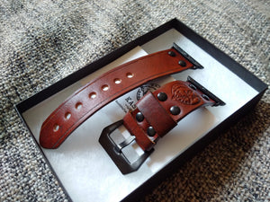 bőr nézni zenekar, kulit menonton band, men's watch band