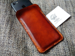 leather iPhone case,  caja teléfono cuero, iPhone leather pouch,  iPhone wallet sleeve