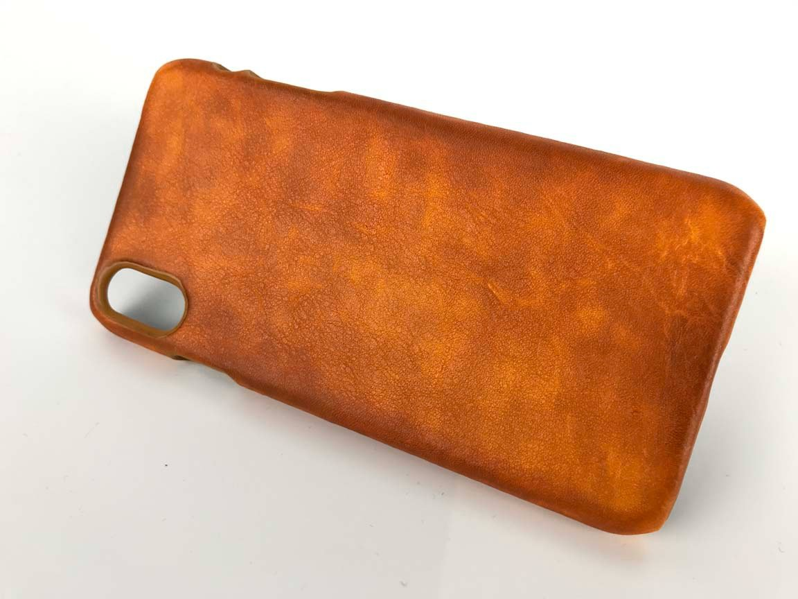 iphone xr leather case, iphone xs max, iphone xs tan shell