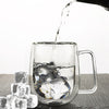 Image of Double Wall Clear Glass Mug - Firefly Marketplace