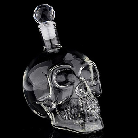 Skull Decanter - Firefly Marketplace