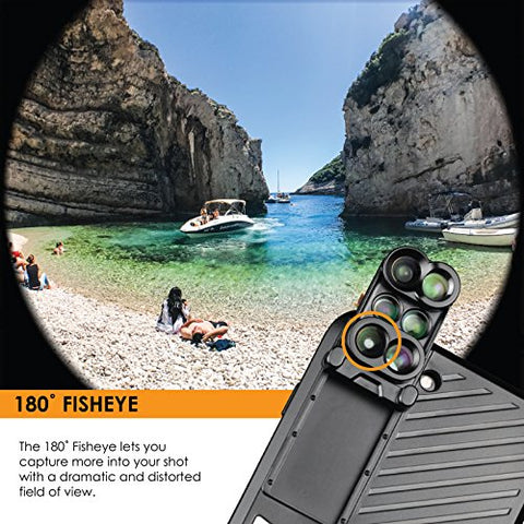 6-in-1 iPhone Lens Case - Firefly Marketplace