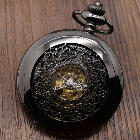 Steampunk Pocket Watch - Firefly Marketplace