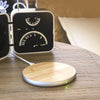 Image of Bamboo Wireless Smartphone Charging Pad - Firefly Marketplace