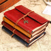 Image of Madam Butterfly Leather Journal - Firefly Marketplace