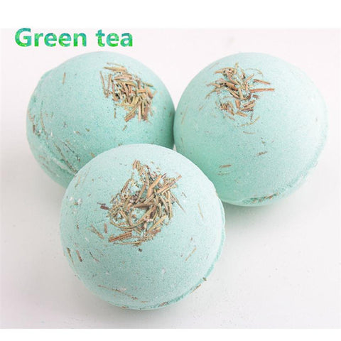 Organic Essential Oil Bath Bombs