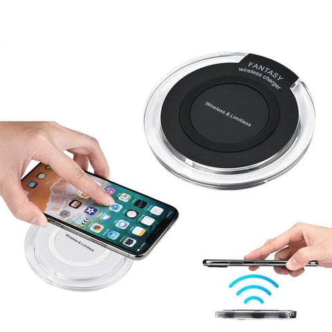 Portable Mini Wireless Charger - Firefly Marketplace