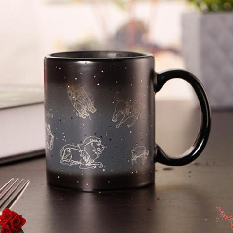 Heat-revealing Constellations Mug - Firefly Marketplace