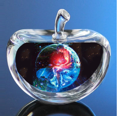 Zodiac Fantasy Glass Portraits