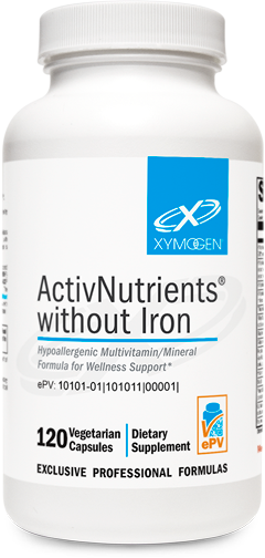 ActivNutrients® without Iron