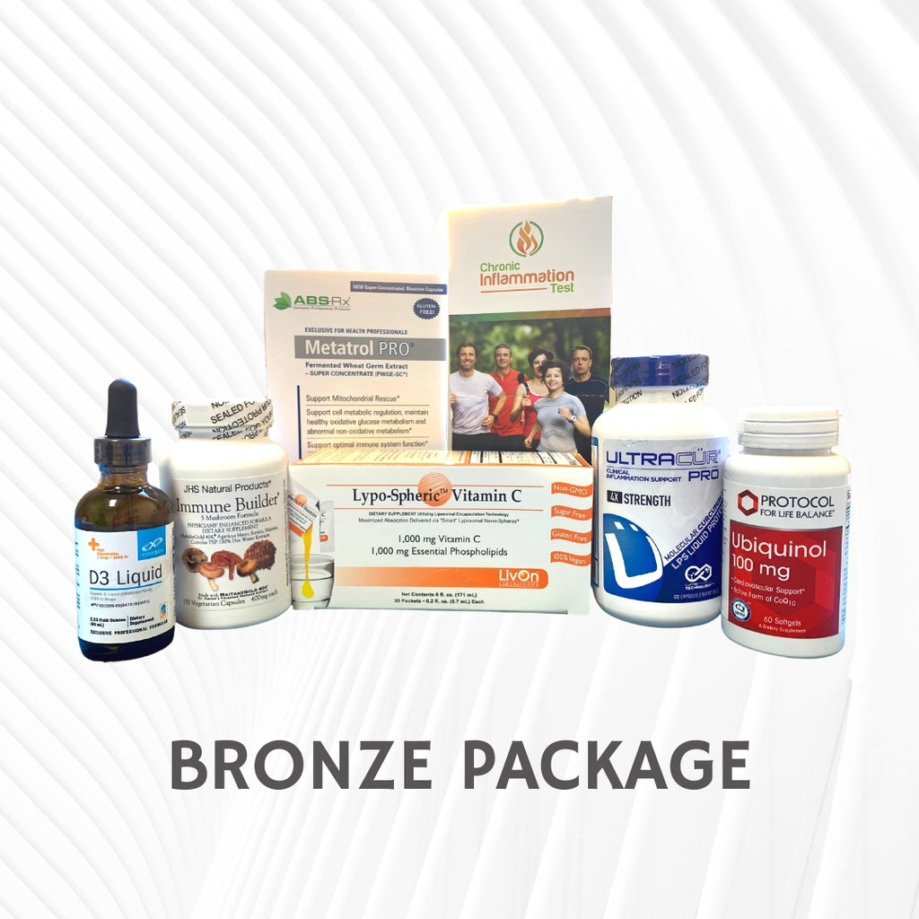 Integrative Cancer Solutions - Bronze Package