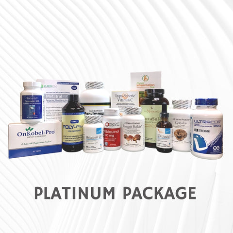Integrative Cancer Solutions - Platinum Package
