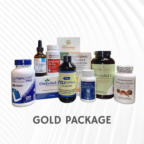Integrative Cancer Solutions - Gold Package