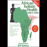 African Holistic Health Paperback $24.99