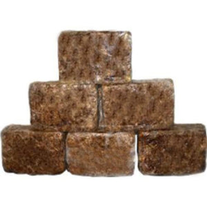 African Raw Black Soap