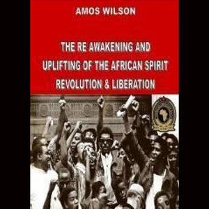 Amos Wilson The Re Awakening And Uplifting Of Dvds & Blu-Ray Discs