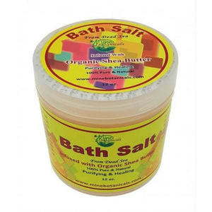 Bath Salt With Organic Shea Butter