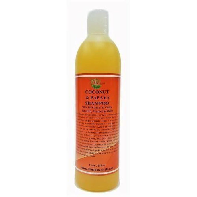 Coconut And Papaya Shampoo