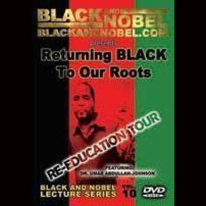 Dr. Umar Re-Education Tour 2012 Dvds & Blu-Ray Discs