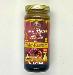 Sea Moss Honey with Lavender