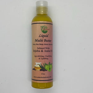 Liquid Multi Butter with jojoba & amla oil