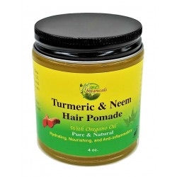 Tumeric and Neem Hair pomade