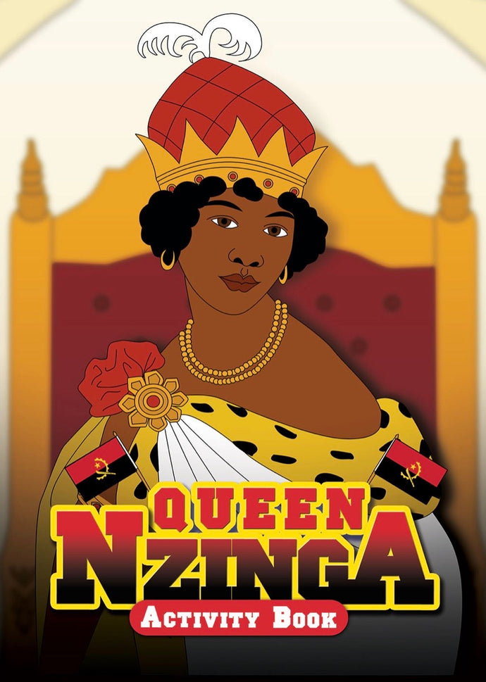 Queen Nzinga Activity Book