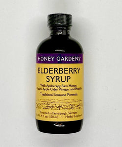 Honey Gardens Elderberry Syrup