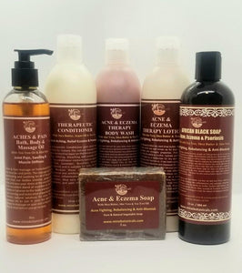 Acne-Eczema Skin Care Bundle