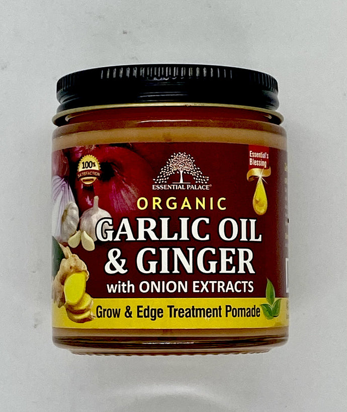 Garlic Oil & Ginger