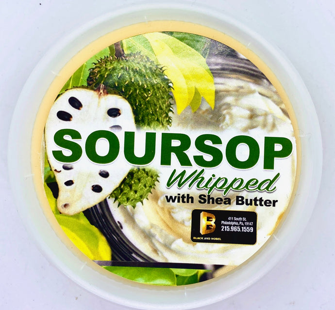 SOUR SOP WHIPPED SHEA BUTTER