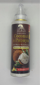 Coconut& Papaya with  macca root extracts