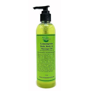 Lemongrass Bath Body And Massage Oil