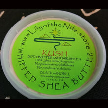 Load image into Gallery viewer, Lily Of The Nile Scented Shea Butters