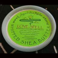 Lily Of The Nile Scented Shea Butters