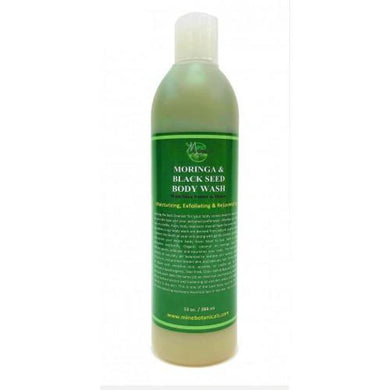 Moringa And Black Seed Body Wash