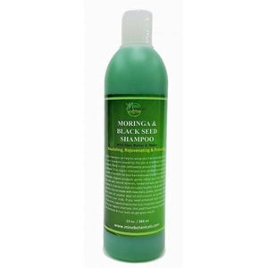 Moringa And Black Seed Shampoo