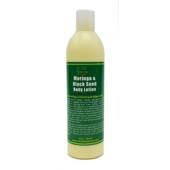 Moringa & Black Seed Body Lotion