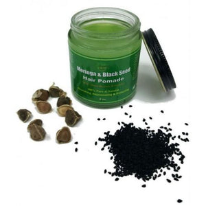 Moringa & Black Seed Hair Pomade