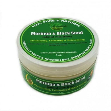 Moringa & Black Seed Infused With Honey