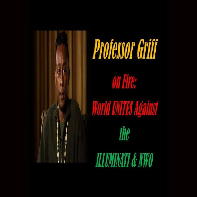 Proff Griff Vs Obama The Illuminati And Nwo