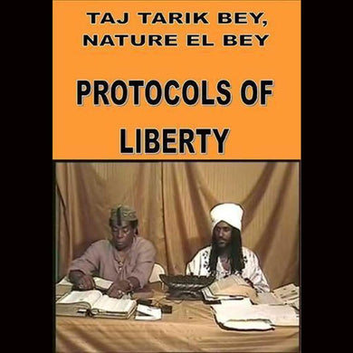 Taj Tarik Bey Nature El Protocols Of Lib
