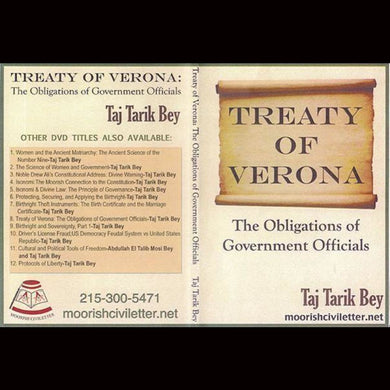 Taj Tarik Bey Treaty Of Verona