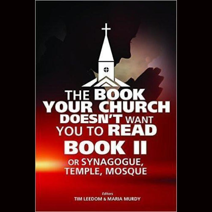 The Book Your Church Doesnt Want You To Read Volume 2