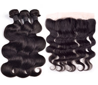 3 Bundles & Lace Frontal