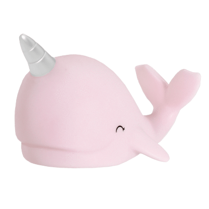 Baby Narwhal Night Light-Kidding Around NYC
