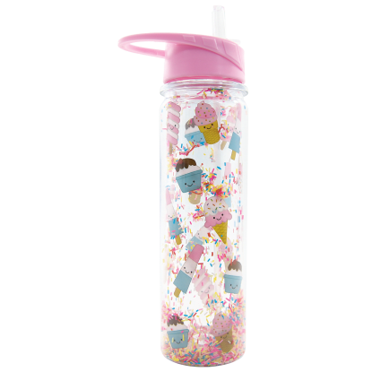 Ice Cream Treats Water Bottle