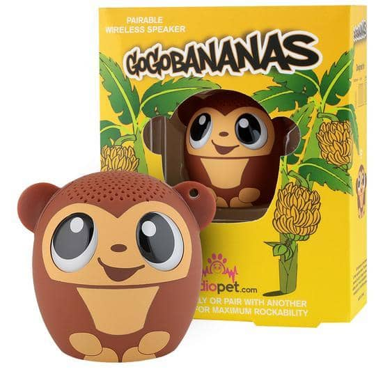 Gogo Bananas Monkey Audiopet
