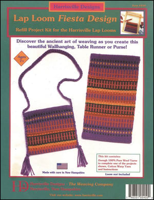Lap Loom Refill Kit: Fiesta-Kidding Around NYC